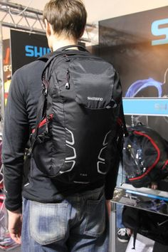 Another style of Shimano bag