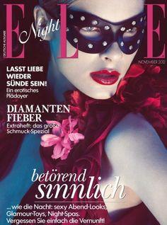 Elle Germany - November 2012