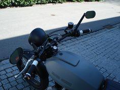 Moto Guzzi V65  Moto Guzzi V65 Coffee Shop Cafe Racer