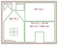 The Kid Giddy Craft, DIY, Sewing, Recipe, Mom Blog by Kerry Goulder: Edible Wednesday: Gingerbread House Part 1