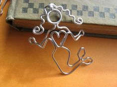 Wire Mermaid pinMark your product with your very own R-Buster logo hand Stamp http://www.columbiamt.com/store/Logo_R-Buster_Hand_Stamps.html