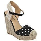 Lucky Brand Reandra Platform Wedge Sandals