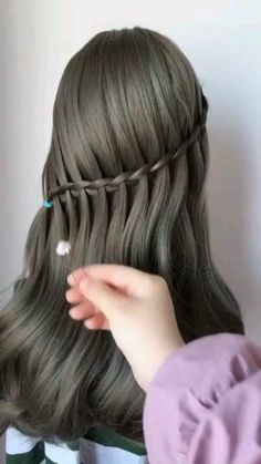 Women Casual Hair Style – – Up Hairstyles Casual Hairstyles, Popular Hairstyles, Braided Hairstyles, Cool Hairstyles, Hairstyle Ideas, Style Hairstyle, Hairstyle Tutorial, Bridal Hairstyle, Braided Ponytail