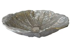 Arthur Court-Style Cabbage Bowl