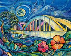 Collen Wilcox don't get her work confused with heather brown.  You can tell the difference.  Both great in her own way.