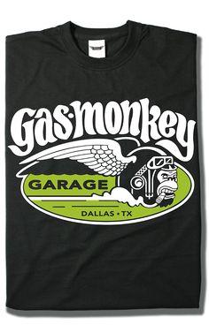 Camiseta Smokin Monkey Tee