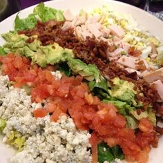 Cobb Salad - Coco's Bakery Restaurant - Zmenu, The Most Comprehensive Menu With Photos