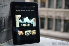 Gallery: Amazon Kindle Fire HD 8.9 hands-on photos | The Verge