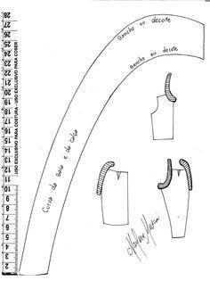 Ateliê da Karla: réguas de costureira - molde para imprimir                                                                                                                                                     Mais