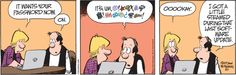 Comic -- a funny one about passwords