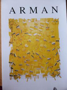 RARE CATALOGUE 1993 ARMAN 63 pages superbes ill 1993 GALERIE RETELET Charleroi   eBay