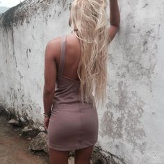 Brown Mini Dress - Seed Gypsy