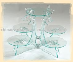 Unique Cake Stands | Cake Display Stand Photo, Detailed about Acrylic Cake Display Stand ...
