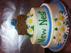 """house warming party """"Feather Your Nest"""" theme Repinned by www.movinghelpcenter.com Follow us on Facebook!"""