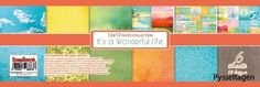ScrapBerrys - Its A Wonderful Life 12x12 6 sheets