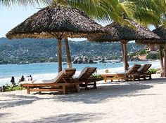 Zihuatanejo, Mexico. Spent many vacations here during my childhood