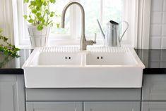 IKEA Küchen Spülen und Mischbatterien