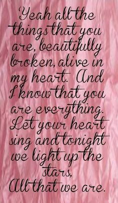 Image result for all that you are goo goo dolls lyrics