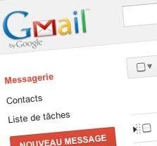 Google + et Gmail poursuivent leur intégration avec des petites nouveautés...