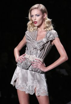 Christian Dior Ready To Wear Spring-Summer 2010