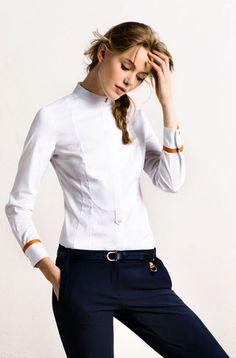 The Equestrian - Camisas & Blusas - WOMEN - España (Excepto Canarias)/Spain (except the Canary Islands)