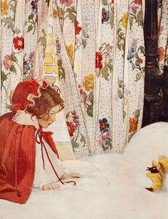 Little Red Riding Hood 3 - Jessie Willcox Smith