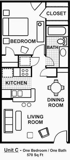 One room apartment layout ideas 18 Tiny House Living Room Apartment Ideas Layout room One Room Apartment, Apartment Floor Plans, Apartment Layout, Apartment Ideas, Apartment Plants, Basement Apartment, Apartment Living, Tyni House, Tiny House Living