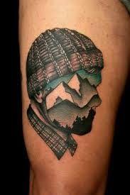 Pietro Sedda - The Saint Mariner - Milano Weird Tattoos, Trendy Tattoos, Love Tattoos, Body Art Tattoos, Tattoos For Women, Tattoos For Guys, Portrait Tattoos, The Saint, Snowboarding Tattoo