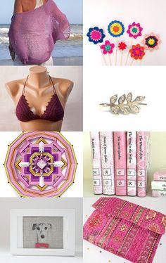 violettes by nadege gaubour on Etsy--Pinned with TreasuryPin.com