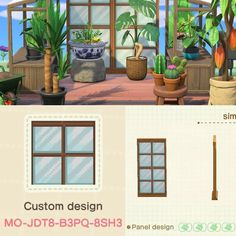 Discord - A New Way to Chat with Friends & Communities Animal Crossing 3ds, Animal Crossing Wild World, Animal Crossing Qr Codes Clothes, Motif Tropical, Tropical Design, Motif Art Deco, Ac New Leaf, Path Design, Motifs Animal