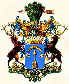 Wappen der Grafen Wassilko von Serecki