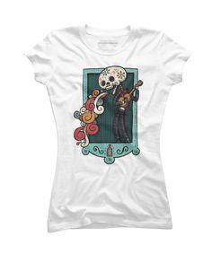Tequila y guitarras Women's T-Shirt