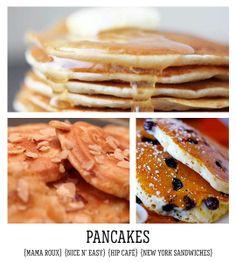 Pancakes Athens
