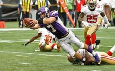 Adrian Peterson back for Vikings meet 49ers  http://www.best-sports-gambling-sites.com/Blog/football/adrian-peterson-back-for-vikings-meet-49ers/  #MinnesotaVikings #Vikings #NFL #Football #49ERS #AdrianPeterson #SanFrancisco49ers