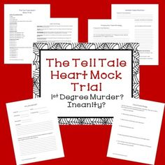 essay tell tale heart