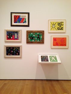 I was lucky enough to see Henri Matisse: The Cut-Outs this summer at the Tate Modern in London and today I saw it in New York. Even though the new exhibition that opens at the Museum of Modern Art on October 12th contains much of the same art, it still feels exciting and new. One […]