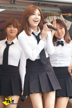 Hayoung, Eunji, Namjoo (A-Pink)