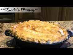 ~Chicken Pot Pie From Home Canned Ingredients With Linda's Pantry~ - YouTube