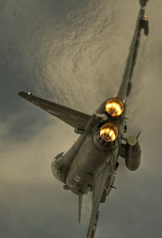 afterburners...