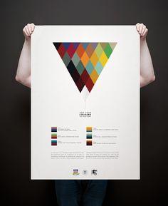Dulux Colour Awards on Behance