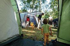 Checkliste für Anfänger: Camping mit Kindern – was muss mit?