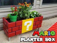 Picture of Mario Planter Box