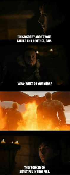 #Game #of #Thrones (Season 7) (2017) This is definitely how Bran would break the news to him...