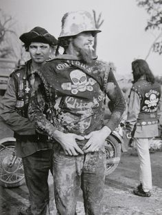 Old style Outlaws MC Chicago