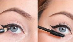 Everyone wants to know how to apply beautiful eyeliner, and today you can learn how to apply it the easy way, so it will be as perfect as you want it to be.