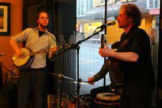 Mojo Acoustic concert 2012
