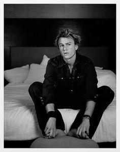 Heath Ledger - gorgeous human being
