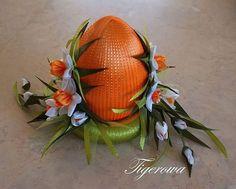 """#kanzashi #handmade #art #diy #artist #hobby #hobbys #flowers #kanzashiflower #kanzashiflowers #beauty #rękodzieło #kwiaty #dekoracjedomu #dekoracje…"""
