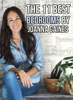 11 Best Bedrooms by Joanna Gaines: Here are the top ten bedroom designs and renovations done by Joanna Gaines from Fixer Upper! - Nikki's Plate with plants joanna gaines Top 11 Bedrooms by Joanna Gaines - Nikki's Plate Joanna Gaines Decor, Joanna Gaines Farmhouse, Magnolia Joanna Gaines, Joanna Gaines Style, Chip And Joanna Gaines, Joanna Gaines Bedrooms, Joanna Gaines Family, Chip Gaines, Fixer Upper Joanna