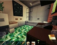 Bathroom Ideas Minecraft minecraft bathroom pink girl wallpaper wall design shower sink